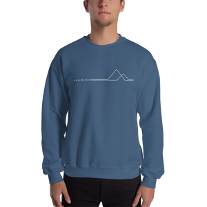 Silverlined Mountains Sweatshirt