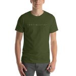 OPTIMISTIC Short-Sleeve Unisex T-Shirt