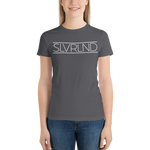 SLVRLND Short sleeve women's t-shirt