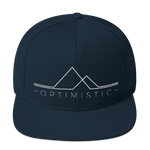 OPTIMISTIC Snapback Hat