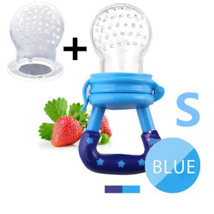 Baby Pacifiers Fresh Healthy Fruit Feeder for Infants Toddlers-Fashion3K
