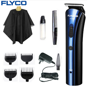 Rechargeable Electric Hair Clipper Hair Trimmers Professional Cutting Haircut-Fashion3K