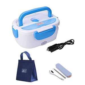 12V Electric Lunch Box Heating Warmer Food Container For School College Children Fashion3K