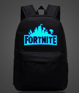 FVIP Fortnite Battle Royale School Bag Noctilucous Student Luminous Backpack Fashion3K