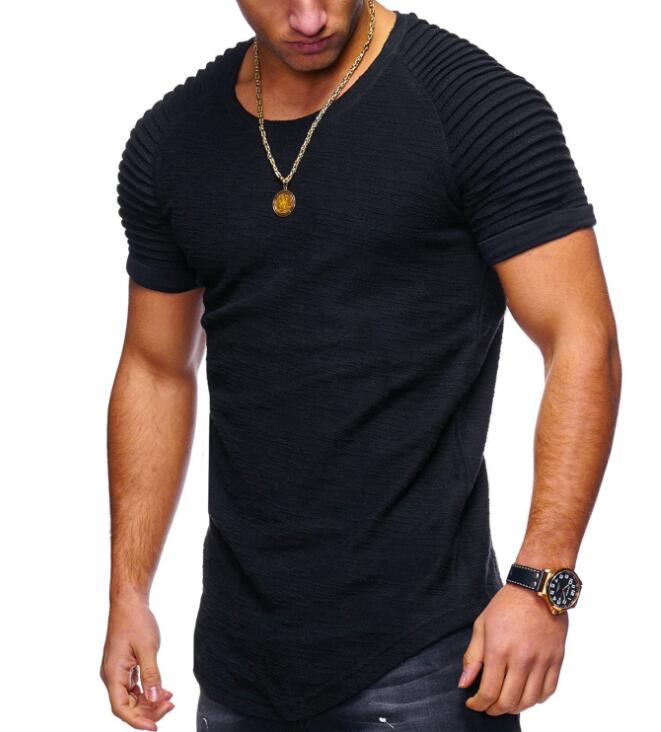 Men's Casual T Shirts in Khaki White Grey Black Smart Casual Look Fashion3K