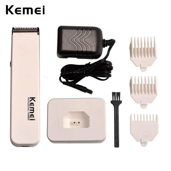 Rechargeable Hair Cipper Electric Shaving Machine Razor Barber Cutting Beard Trimmer Haircut Set Cordless-Fashion3K