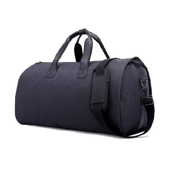 Travel Garment Bag Duffel Bag with Shoulder Strap Business Handbags Multiple Pockets Carry on Hanging Suitcase Clothing-Fashion3K
