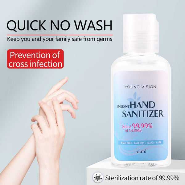 DISCOUNT ! Aloe Vera Alcohol Free Hand Sanitizer-Fashion3K