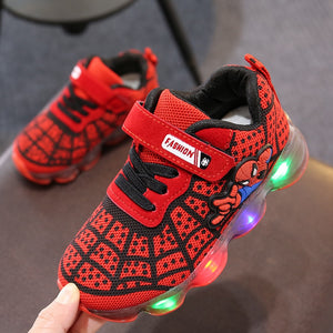 Luminous Sneakers With Lights For Boy Girl!ON Discount Fashion3K