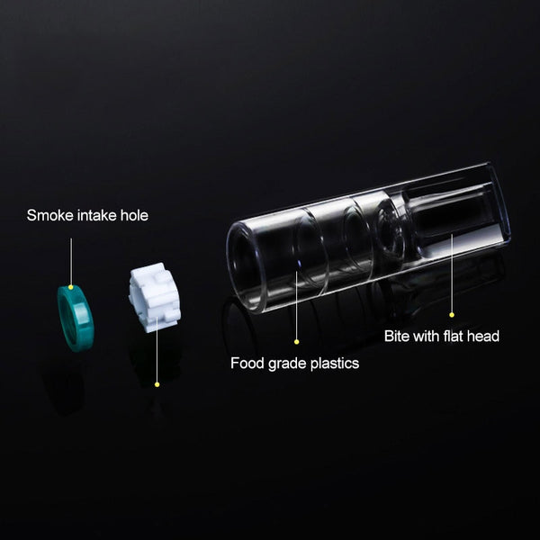100pcs Disposable Anti-Smoking Quit Addiction Filters Get Rid of All Sorts of Addiction DAG-ship-Fashion3K