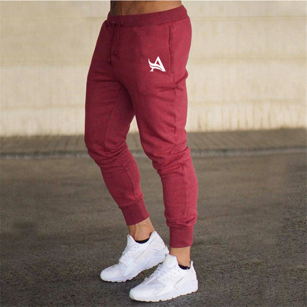 Summer Thin Section Pants Men Casual Trouser Jogger Bodybuilding Fitness Sweat Time Limited Mens Gyms Sweatpants-Fashion3K