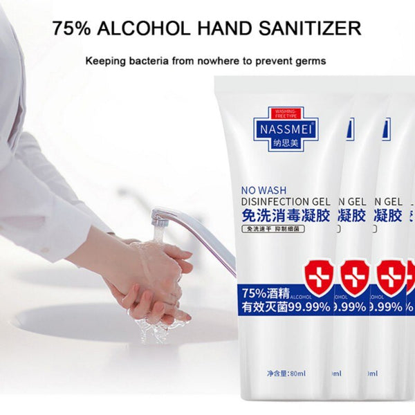 Hand Sanitizer Disinfectant Gel-Fashion3K