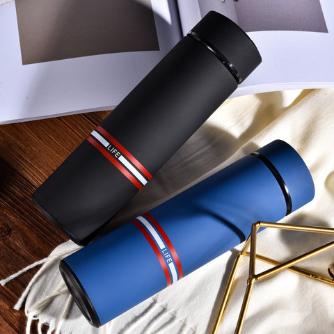 500ML Thermos Tea Coffee Stainless Steel Insulate Drinking Vacuum flask Bottle Fashion3K