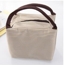 Girls Women Portable Lunch Bag Insulated Cooler Bags Thermal Food Lunch Bags Fashion3K