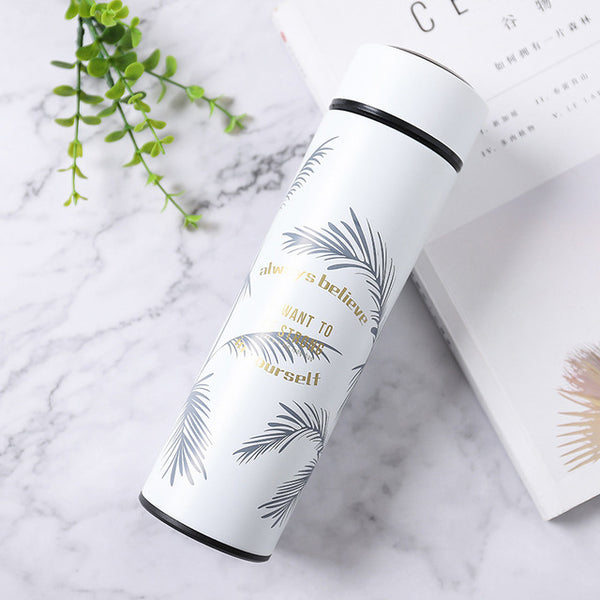 Stainless Steel Vacuum Thermos Thermal Flasks Bottle for Coffee Tea Warm Cold Water Fashion3K