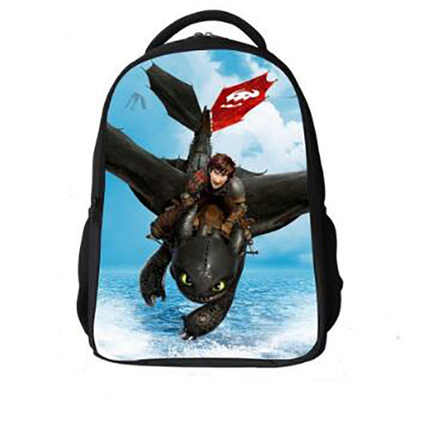 How To Train Your Dragon Children and Teenagers School Bags-Fashion3K
