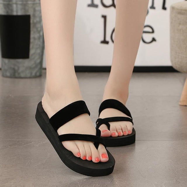 Women Girls Summer Slip On Slippers Sandals at Reduced Price Fashion3K