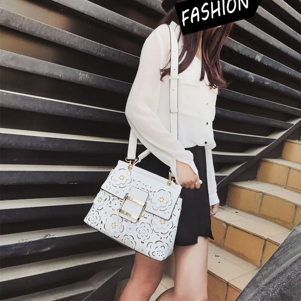 Fashionable Spring Summer Ladies Floral Totes Handbags Fashion3K