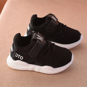 New Fashionable Toddler Infant Leisure Casual Boys Girls Shoes Fashion3K
