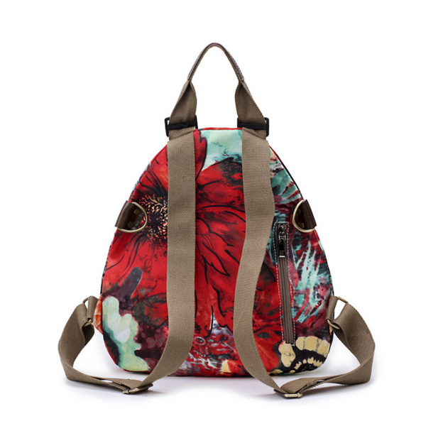 Pretty Floral Oxford cloth ethnic Shoulder Bags for HER-Fashion3K