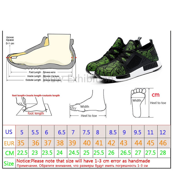 Lightweight Breathable Safety Shoes Men Steel Toe Anti Smashing sneaker Work Protective Boots-Fashion3K
