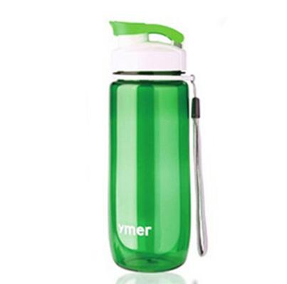Healthy Drinking Water Bottle 560ml for School College Work Travel Fashion3K