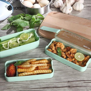 Eco-Friendly BPA Free Lunch Box For Kids. ! BUY NOW!-Fashion3K