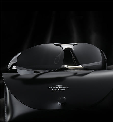 Best Polarized Sunglasses Men Fashion Sun Glasses Travel Sports Eyewear-Fashion3K