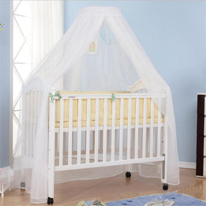 Baby Protection Mosquito Net Mesh Dome Bedroom Curtain-Fashion3K