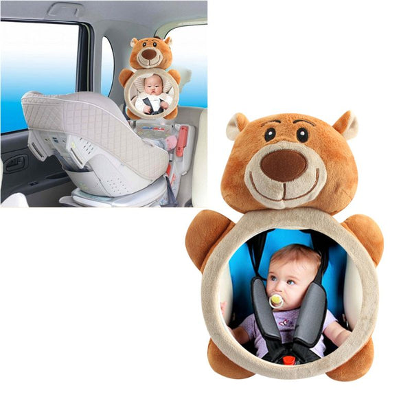 Baby Safety Car Back Seat Rear Facing Mirrors-Fashion3K