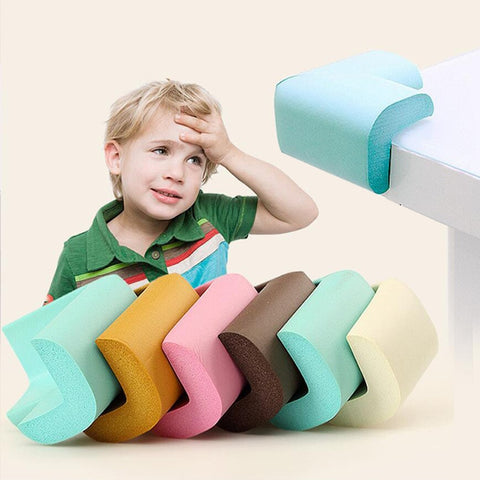 8pcs/set Baby Safety Corner Angle Edge Table Protector ! Buy Now-Fashion3K