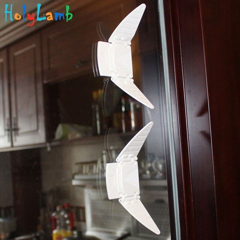2Pcs Sliding Window Lock to Protect Children from Window Pinch-Fashion3K