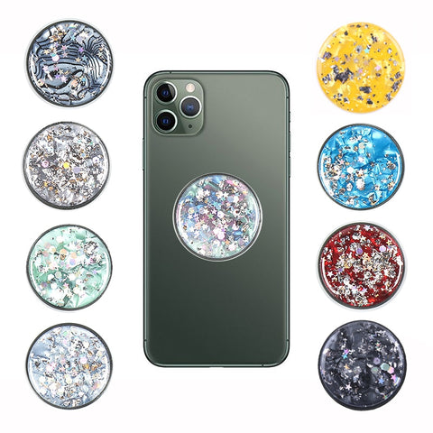 Trendy & Fashionable Starry Sky Rainbow Cell Phone Holder - My Favourite-Fashion3K