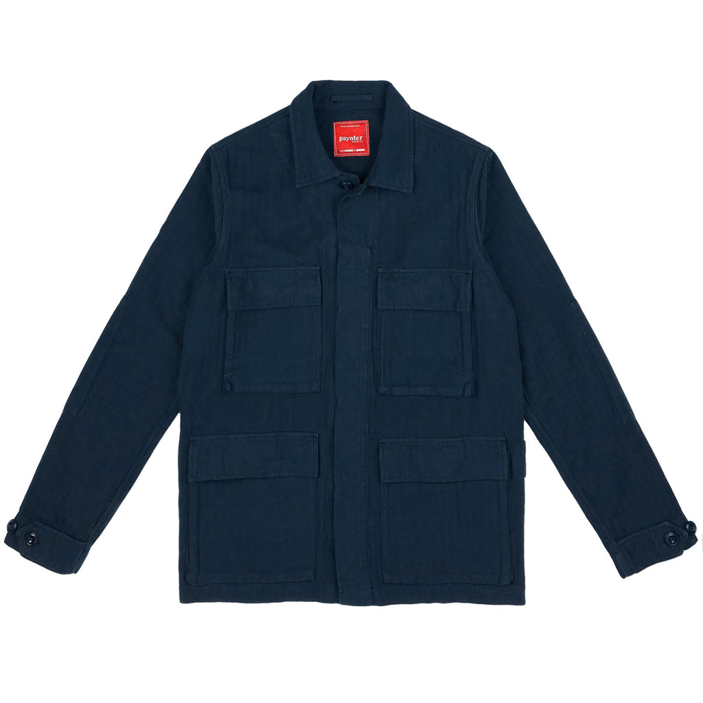 main NAVY FIELD JACKET