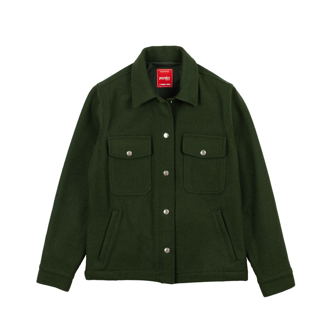 WOMEN'S BATCH NO.5 - FOREST GREEN