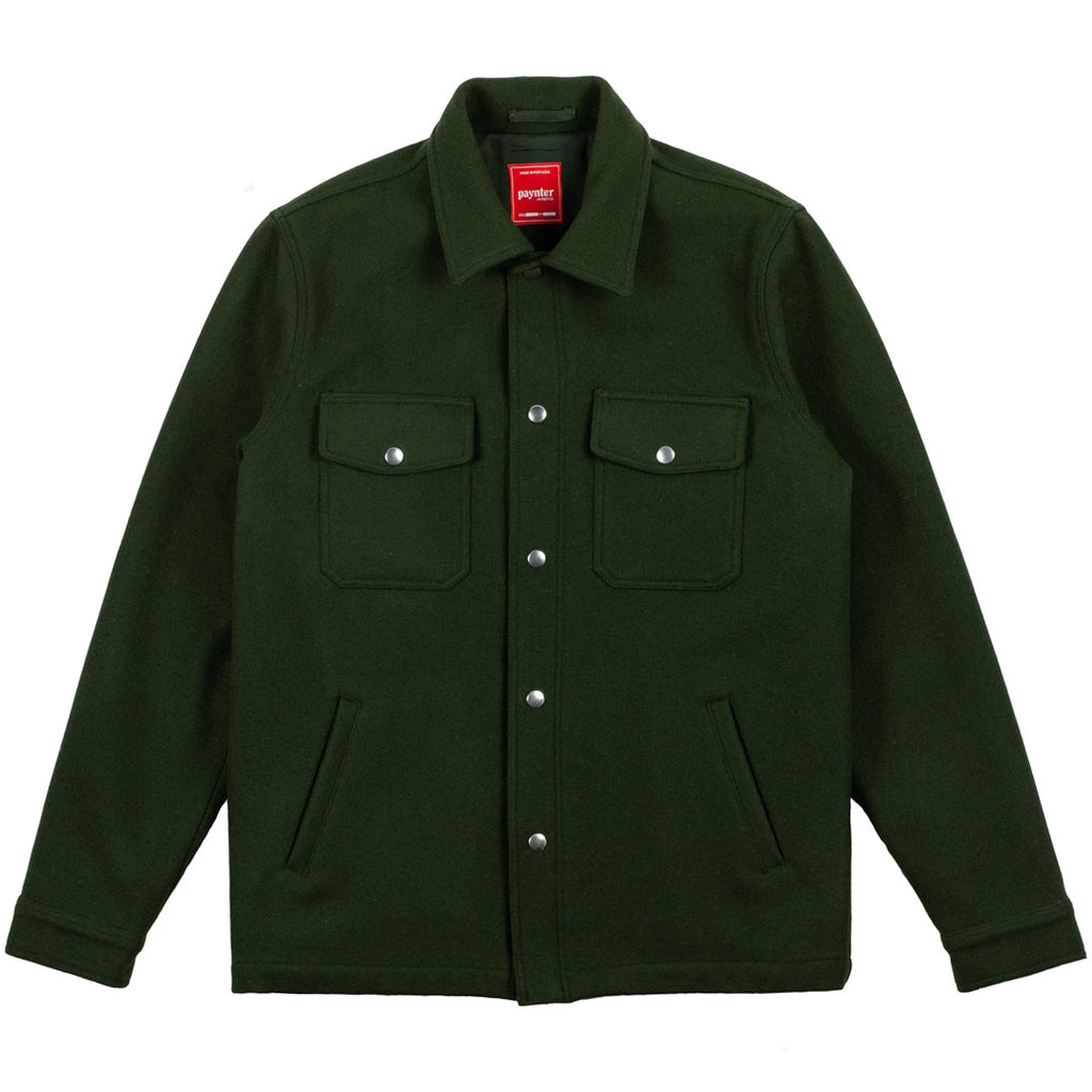 main MEN'S BATCH NO.5 - FOREST GREEN