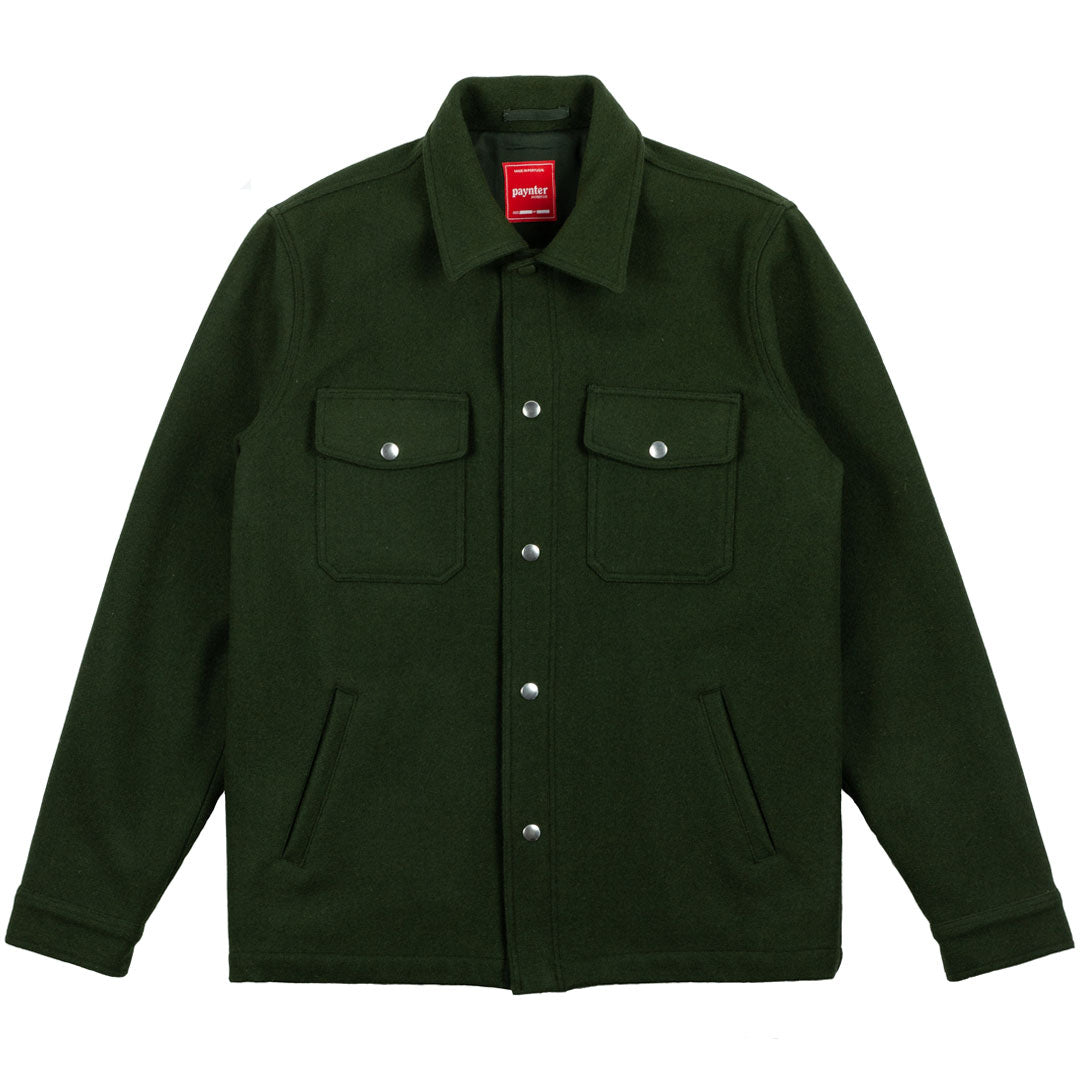 MEN'S BATCH NO.5 - FOREST GREEN