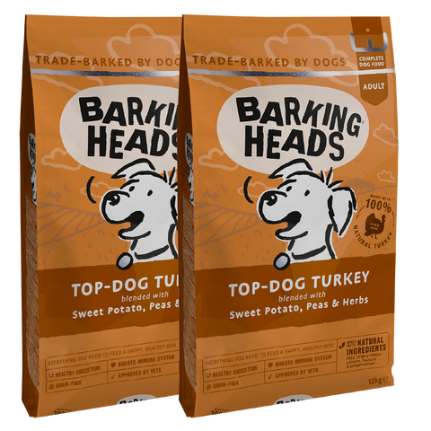 barking heads top dog turkey multi pack