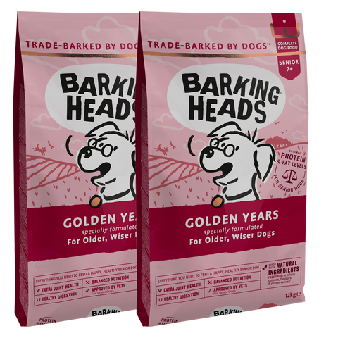 barking heads golden years multi pack