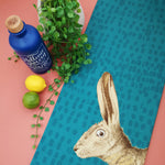 Mr Hare Tea Towel