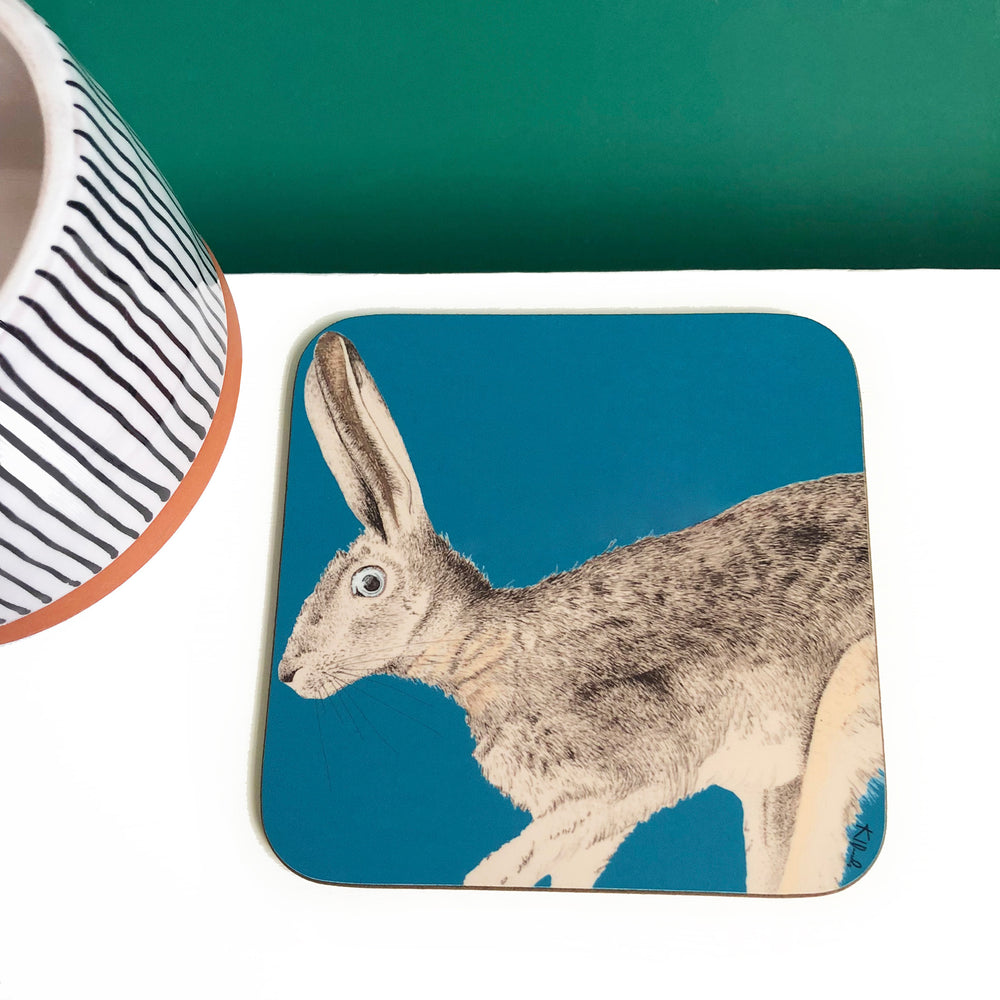 Hare Coaster 'The Runners no.4'