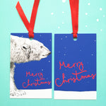 Polar Bear Gift Tags