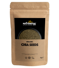 Load image into Gallery viewer, Organic Chia Seeds