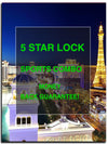 5 Star Lock (100% MONEY BACK GUARANTEE!!)