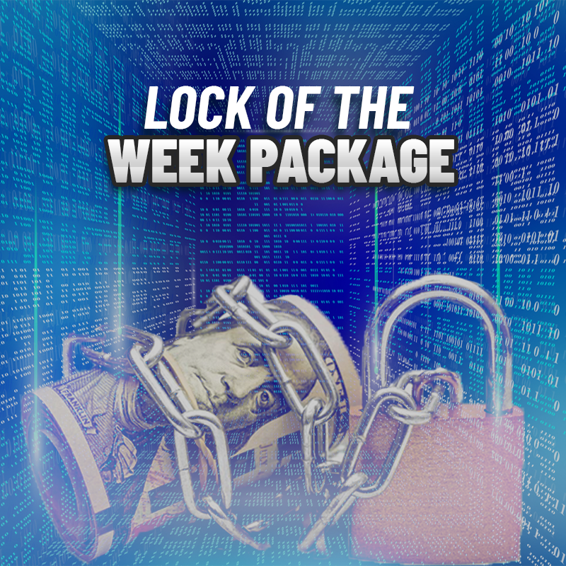 Lock of the Week Package
