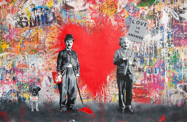Mr. Brainwash | Juxtapose