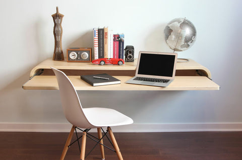 Minimal Collection Wall-Mounted Desk