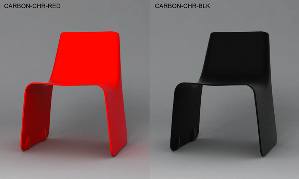 Carbon Slip Chair