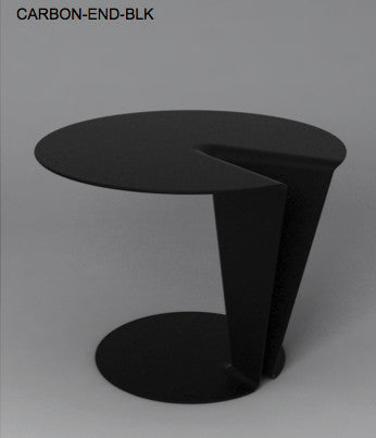 Carbon Orbit Side Table