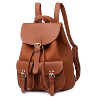 Texas Backpack Brown